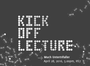 Lecture: 28.4.16, In Between, TU Vienna