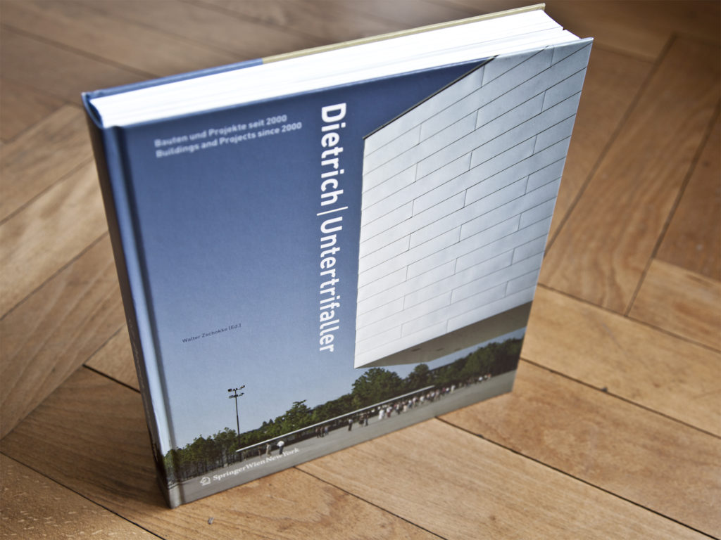 2008 Dietrich | Untertrifaller Architekten – Buildings and Projects since 2000