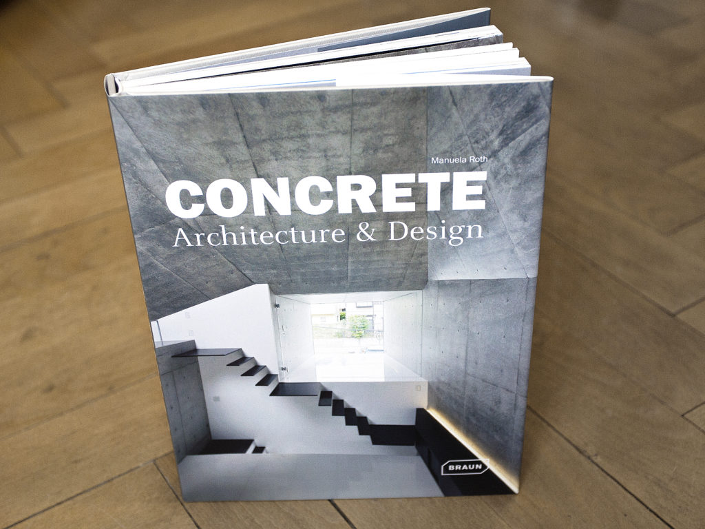 Concrete – Architecture & Design