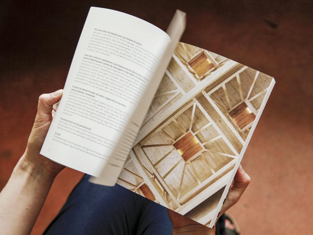 Überholz – Gespräch zur Kultur eines Materials
