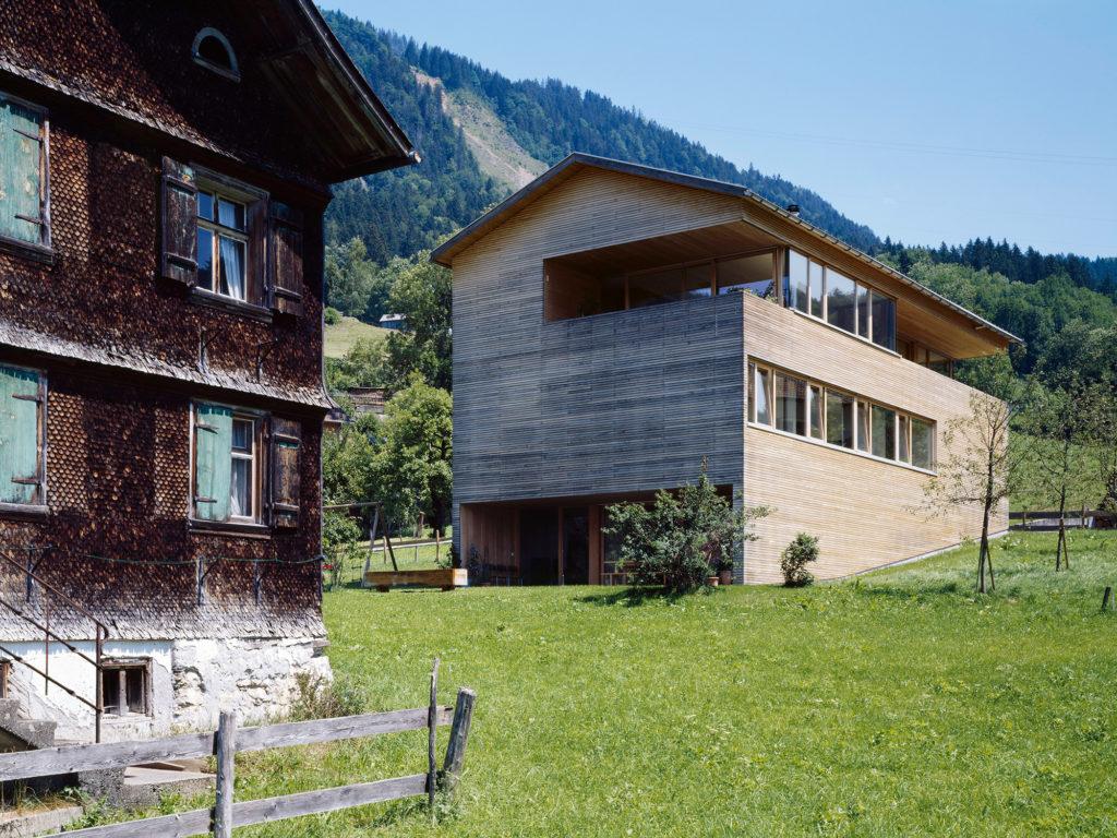 Haus F Bezau AT