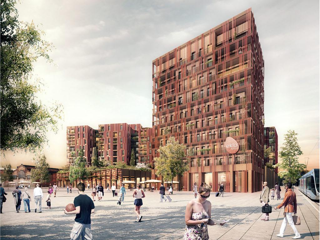 Seminar: Timber solutions, Riga (Latvia), 23.2.