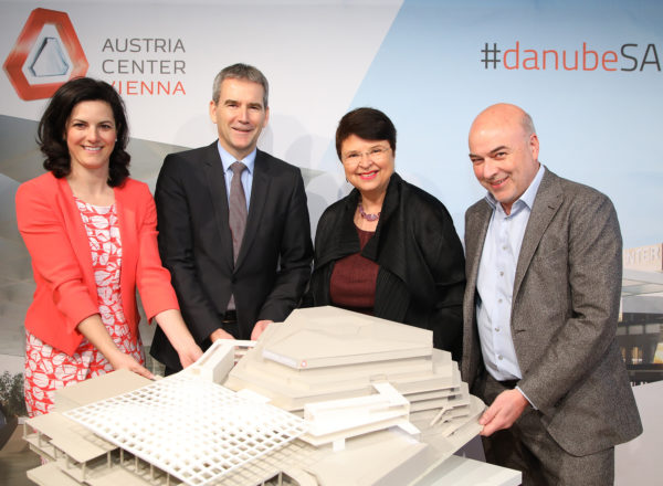 Presentation: Modernisation concept of the Austria Center Vienna