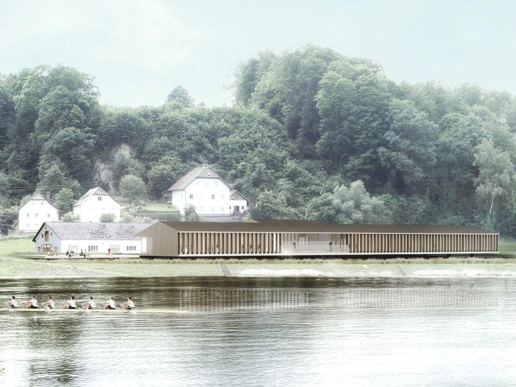 Gewonnen: Verwaltung Via donau, Aschach