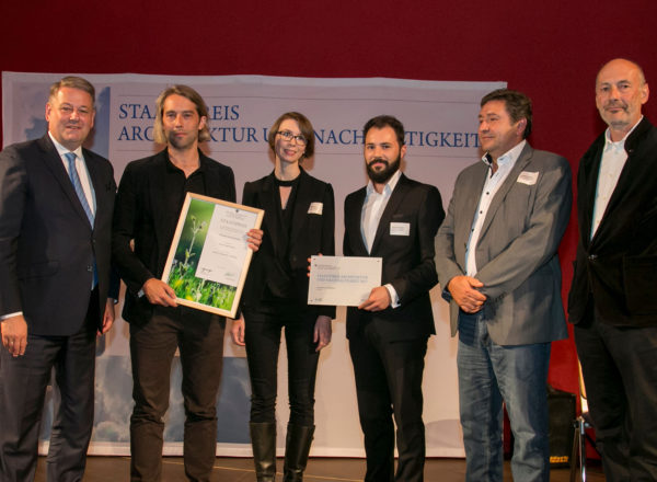 Won: Austrian State Prize for Architecture & Sustainability