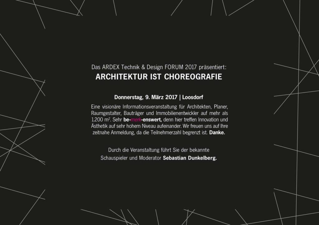 Vortrag: 9.3.17, ARDEX, Loosdorf