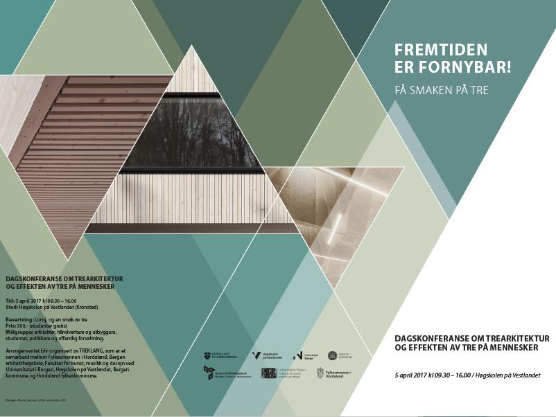 Vortrag: Konferenz in Bergen (N), 5.4.17