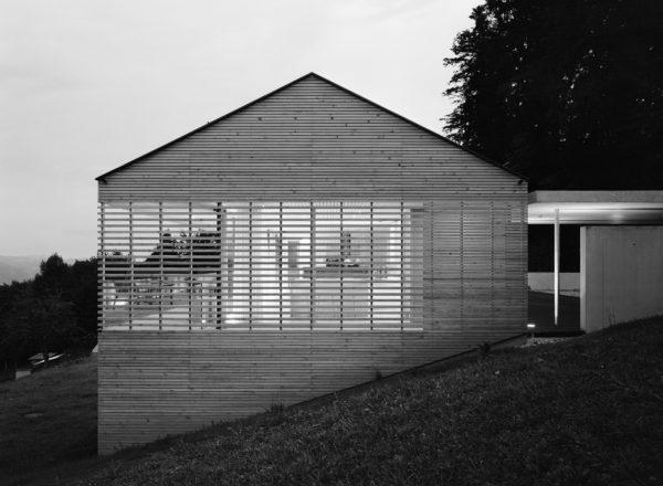 Vortrag: 4.6.16, Holzbauten, Dornbirn