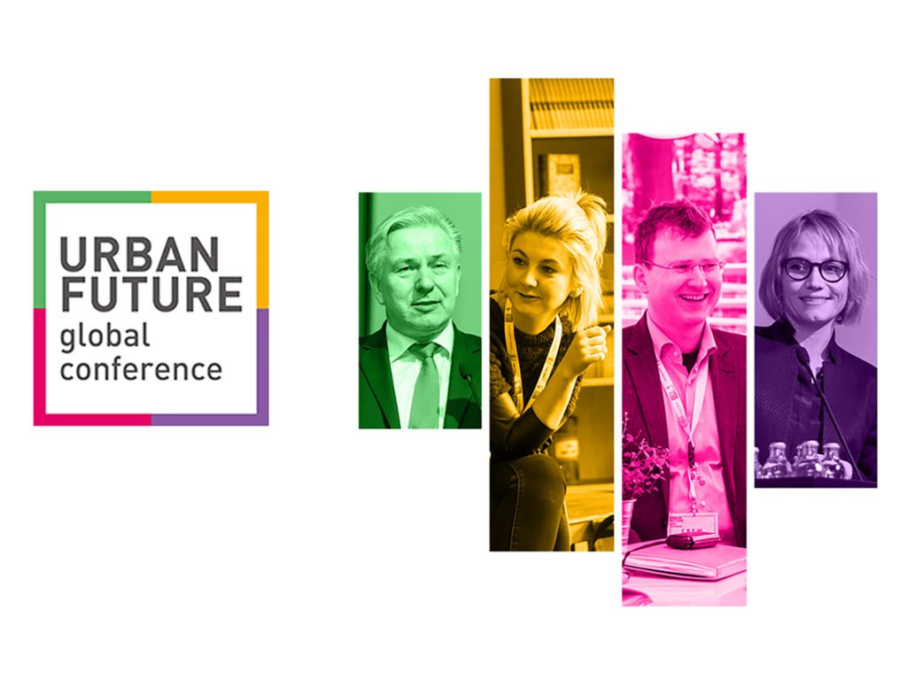 Vortrag: 1.3.2018, Urban Future Global Conference Wien