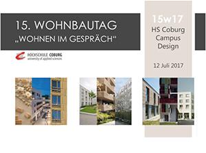 Vortrag: 12.7.17, Wohnbauten in Wien, Coburg