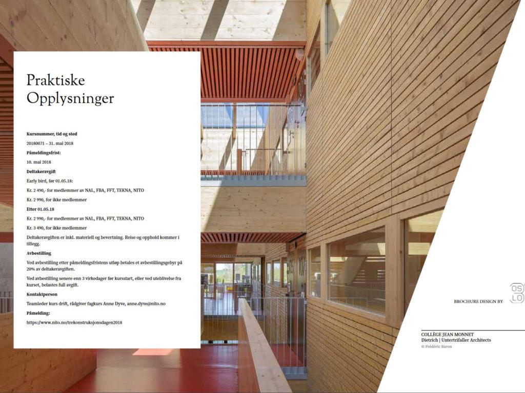 Vortrag: Holzbau-Konferenz Oslo, 30./31.5.