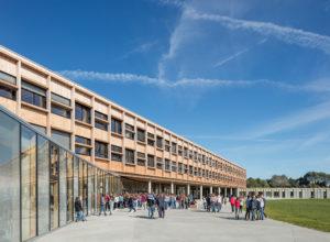 Ausgezeichnet: PAEB Architekturpreis der Bretagne für Collège Simone Veil in Lamballe