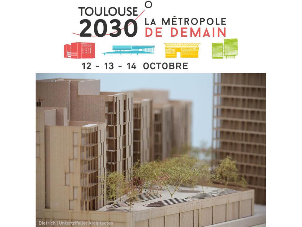 Ausstellung: Wood'art Toulouse 2030, 12.-14.10.2018