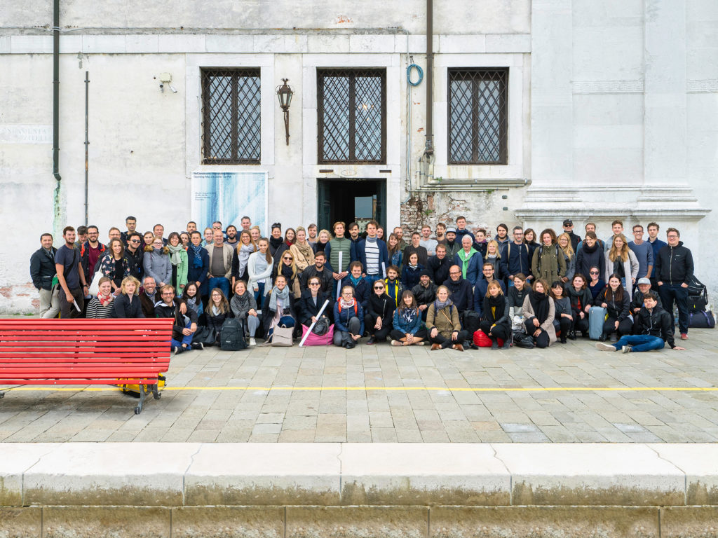 Exkursion: Architekturbiennale Venedig