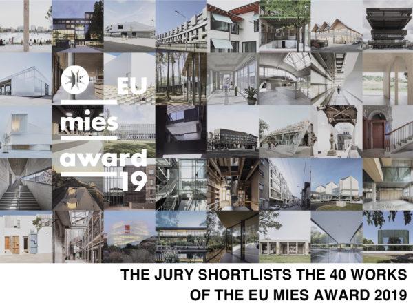 EU Mies Award 2019 – Haus der Musik Innsbruck shortlisted!