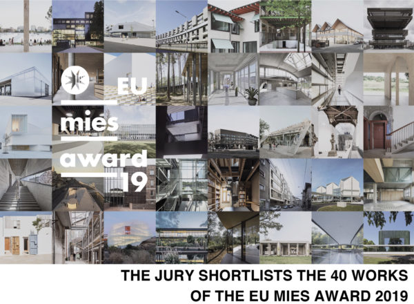 EU Mies Award 2019 – Haus der Musik Innsbruck auf Shortlist!