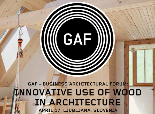 Vortrag: 17.4.2019, GAF Forum, Ljubljana