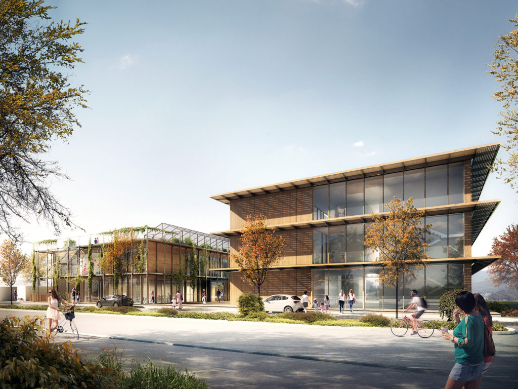 Ground-breaking ceremony: Rubina multifunctional building in Regensburg