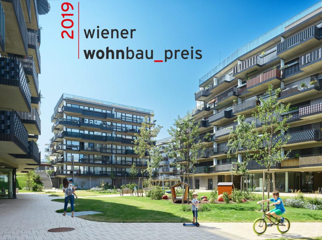 """Award: Wiener Wohnbaupreis 2019 for """"In der Wiesen Süd"""""""