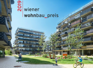 """Gewonnen: Wiener Wohnbaupreis 2019 für """"In der Wiesen Süd"""""""