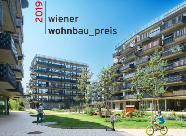 Won: Wiener Wohnbaupreis 2019 for «In der Wiesen Süd»