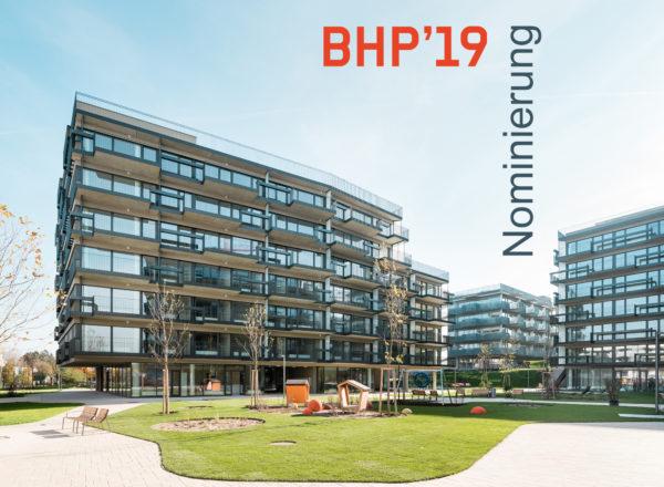 Nominiert: ZV Bauherrenpreis 2019