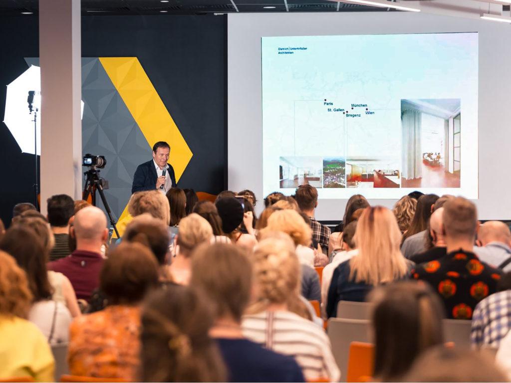Vortrag: 27.6.2019, Design-Day Moskau