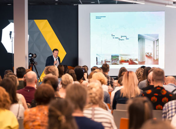 Lecture: 27.6.2019, Design-Day Moskau