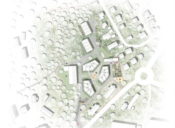 Gewonnen: Wohnquartier Alte Stadtgärtnerei, Lindau