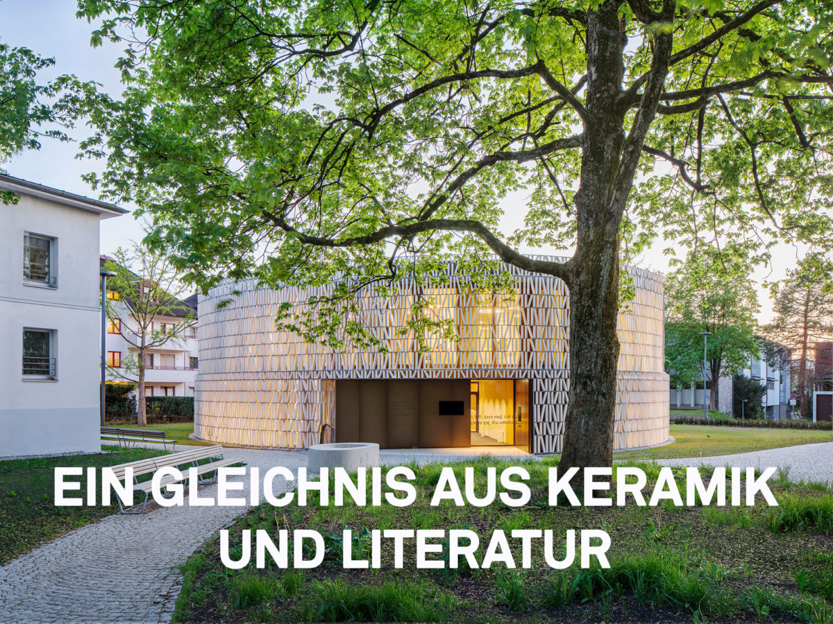 Presse: Stadtbibliothek Dornbirn als Titelstory in der VN Wochenendbeilage