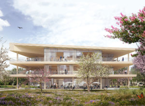 Won: Competition OPES Works in Oberhaching