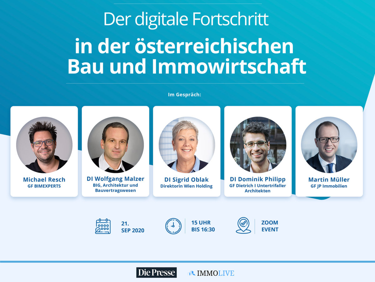 Discussion: Online BIM Round Table on 21.9.