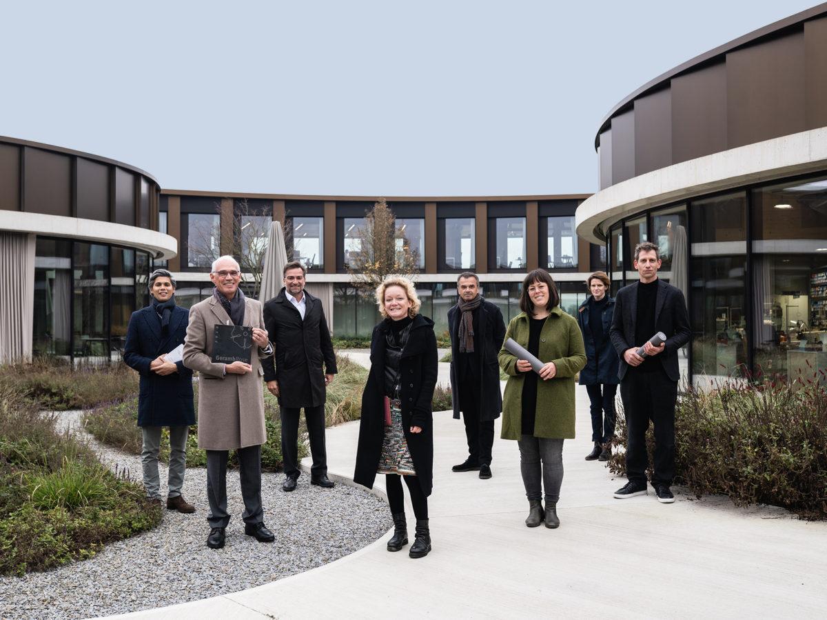 Ausgezeichnet: GerambRose für legero united campus in Feldkirchen bei Graz