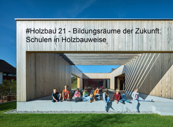 Lecture: 26.02.2021, Schools in Timber Construction