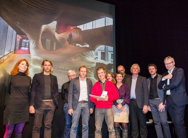Award: ZV Bauherrenpreis 2016 for Omicron Campus