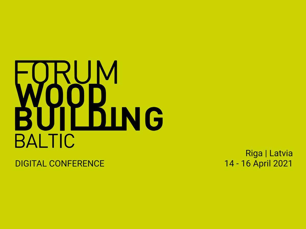 Vortrag: 15.04.2021, Forum Wood Building