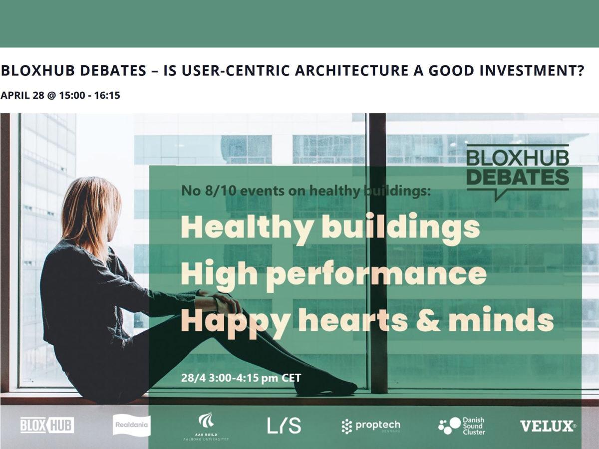 Debate: 28.04.2021, Healthy Buildings
