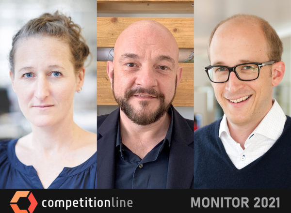 The big talk about the Competitionline competition monitor