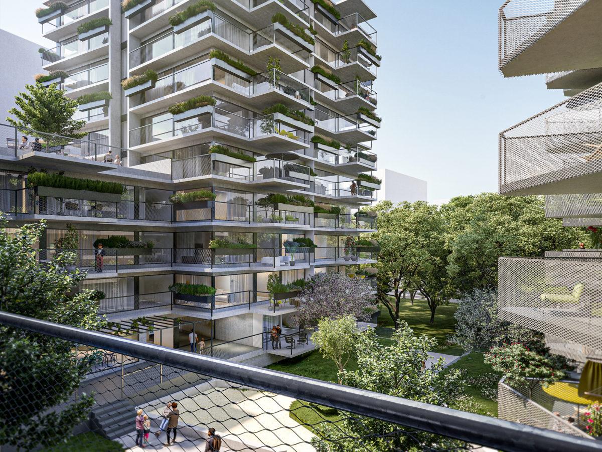 """Fixstarter bei Wohnprojekt im Quartier """"Village im Dritten"""""""