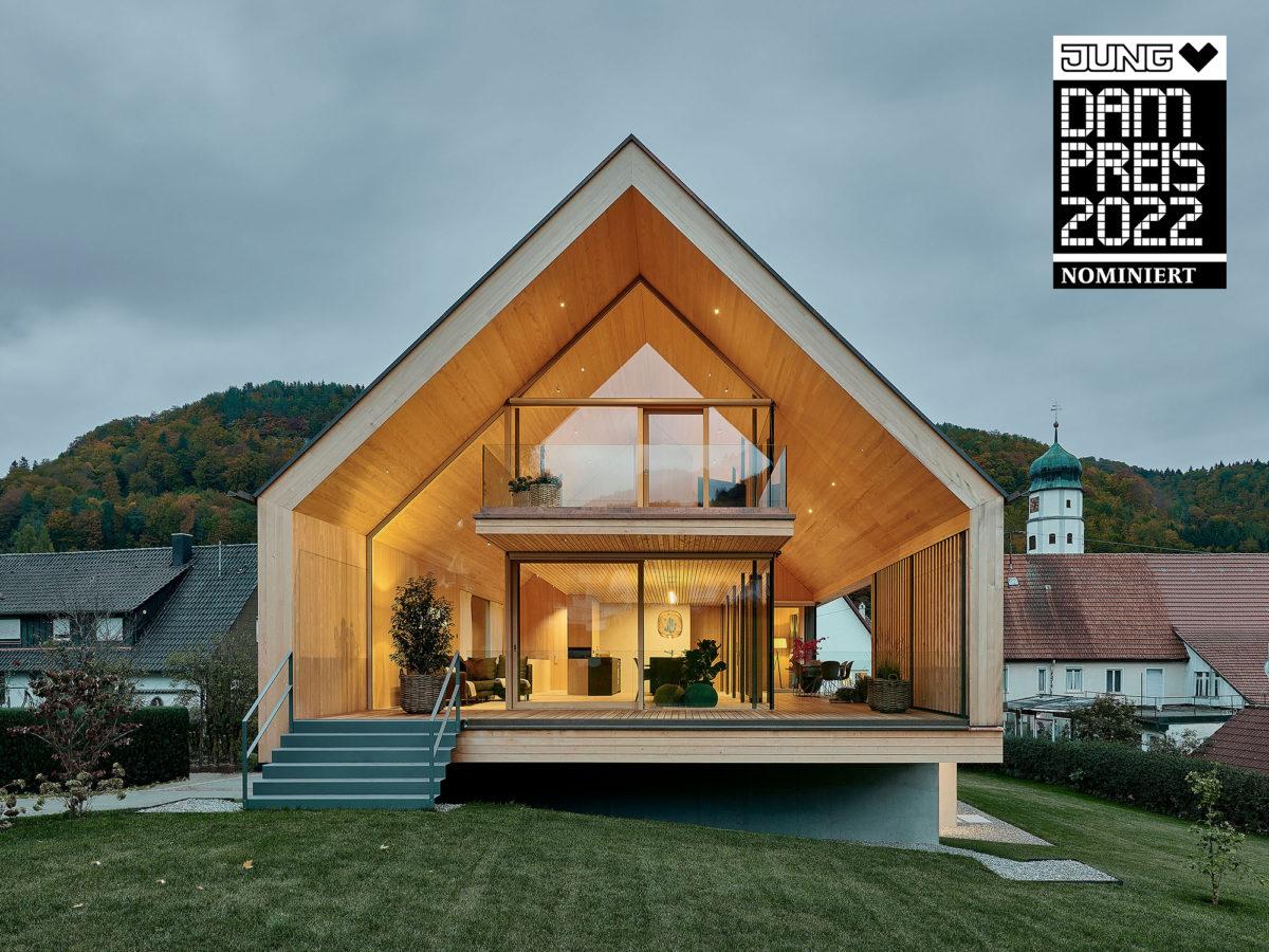 Nominiert: DAM Preis für Architektur 2022