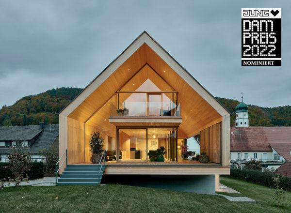 Nominated: DAM Prize for Architecture 2022