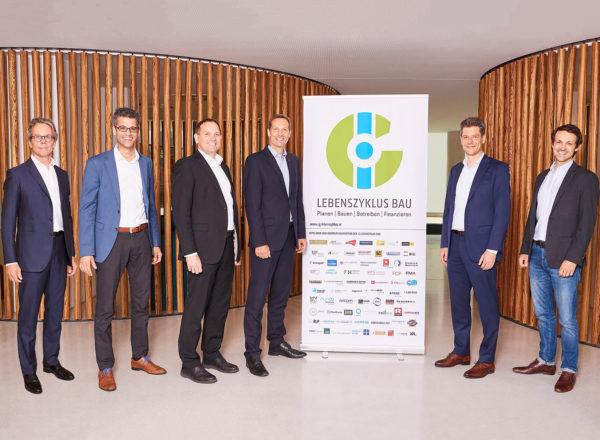 Dominik Philipp elected to the board of IG Lebenszyklus Bau