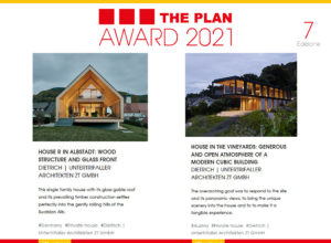 Nominiert: The Plan Award 2021 Shortlist