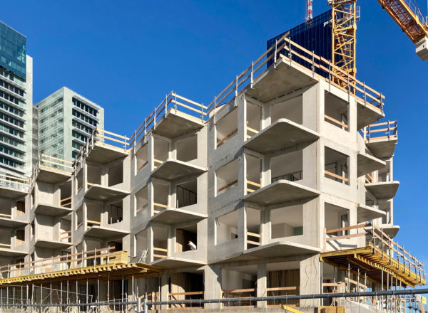 Topping-out ceremony: DC Residential Vienna