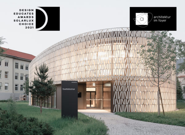 Vortrag: 1.10.2021, Architektur im Foyer, Melle (DE)