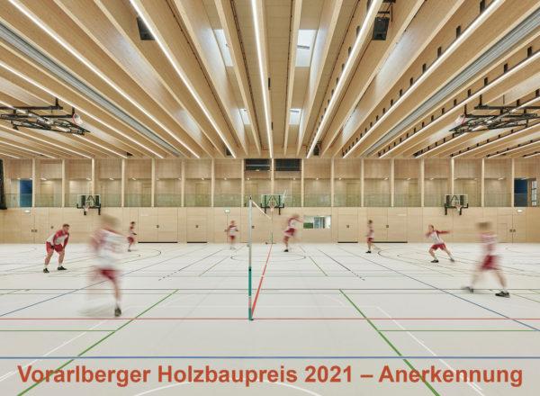Awarded: Kaltensteinhalle in Vaihingen a.d. Enz (DE)