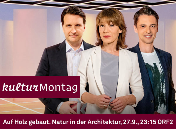 Dietrich | Untertrifaller in the ORF Kulturmontag on 27.09.2021